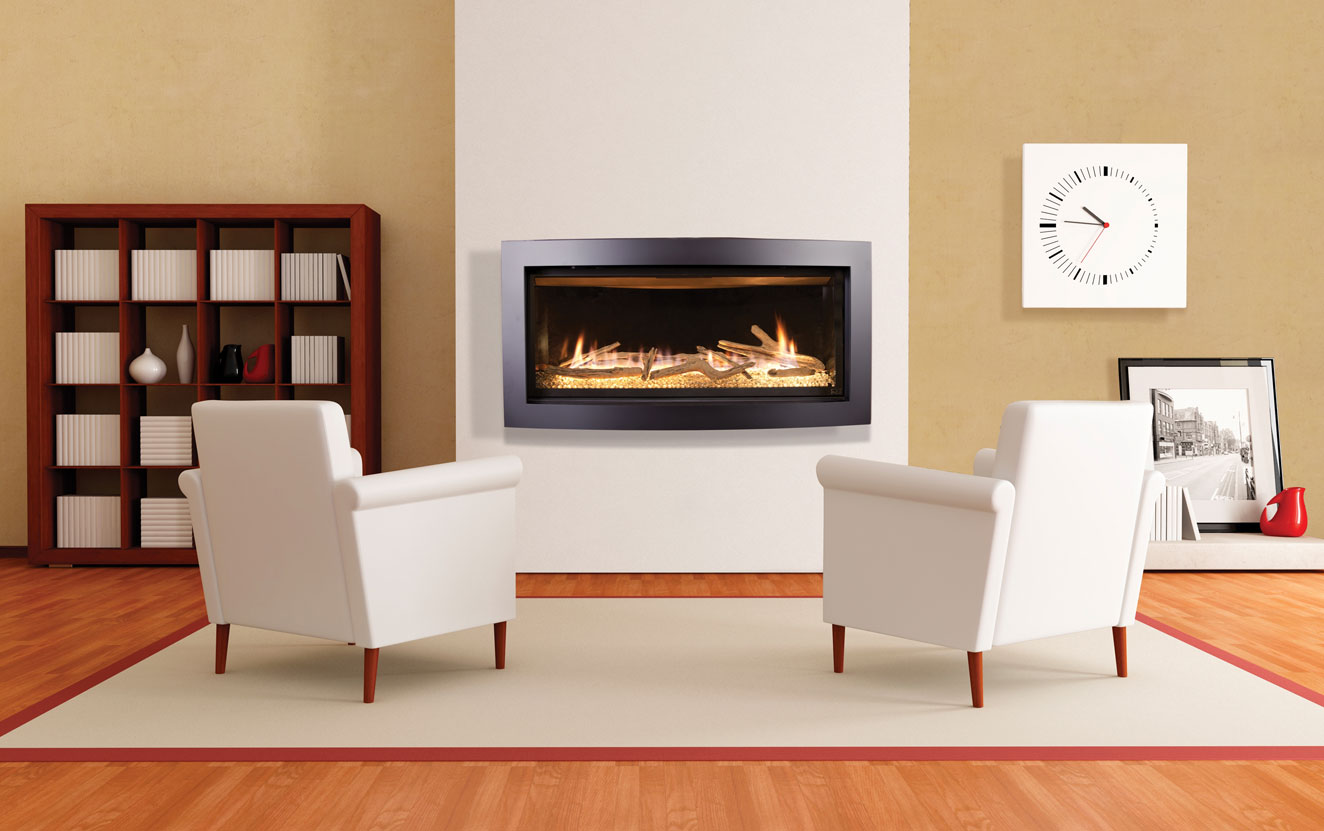 Gas Fireplace Stores Contemporary Gas Fireplaces