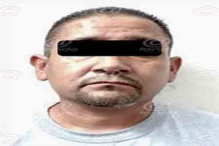 El detenido confesó ser parte de la banda de delincuentes.
