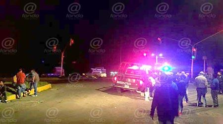 Dos personas más fueron trasladadas a hospitales cercanos.