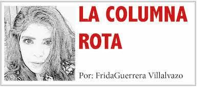 LA COLUMNA ROTA: En México a diario están asesinando mujeres