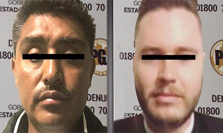 Presuntamente los detenidos contrataron a dos personas para las ejecuciones.