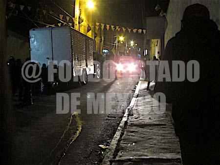 Muere niño de 6 años al ser atropellado afuera de salón de fiestas en Toluca