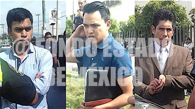 Siguen a cuentahabiente hasta su casa para robarle millón y medio en Toluca