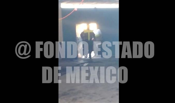 VIDEO: Policías de la CES roban y golpean a personas durante operativo