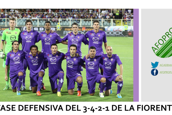 fase defensiva fiorentina