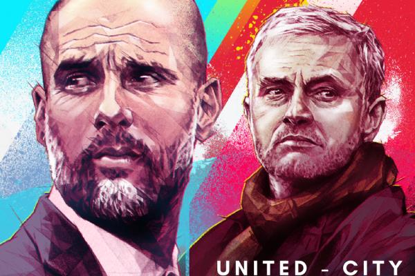análisis táctico united - city