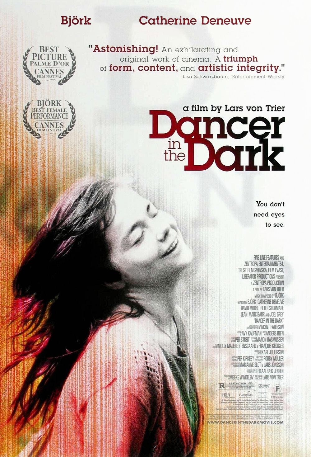 Le Migliori Frasi Frasi Del Film Dancer In The Dark