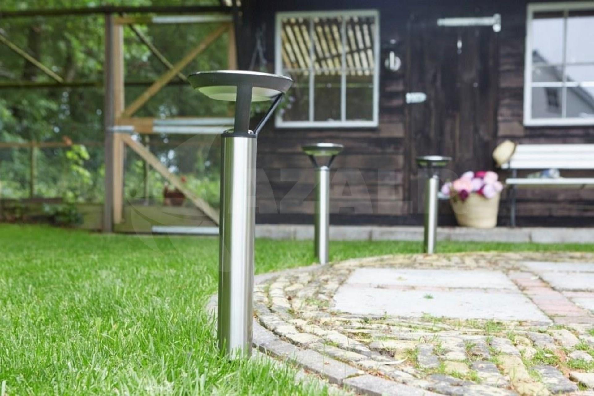 Solar Inbouwspots Tuin : Solar spots tuin luxform solar cannes solarverlichting enjoy your