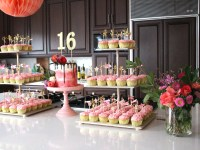 Sweet 16 Birthday Party - AFP Design