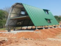 A Frame Houses  Owner-completed | Steel Frames