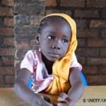 中央アフリカ共和国で14日に開催された次期大統領選の裏で、危機的状態に陥る子供たち。