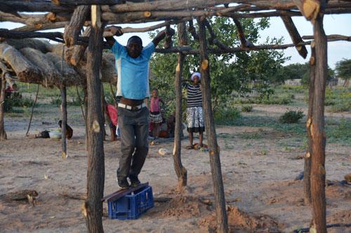 ボツワナに憲法9条はいらない。