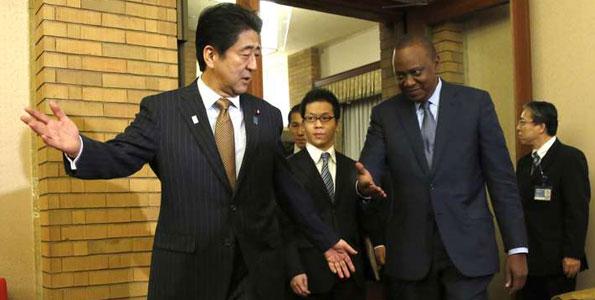 日本主導の国際会議!各国首脳・ビジネスリーダー・国際機関が一堂に集う第6回アフリカ開発会議(TICAD)がケニアで開幕!