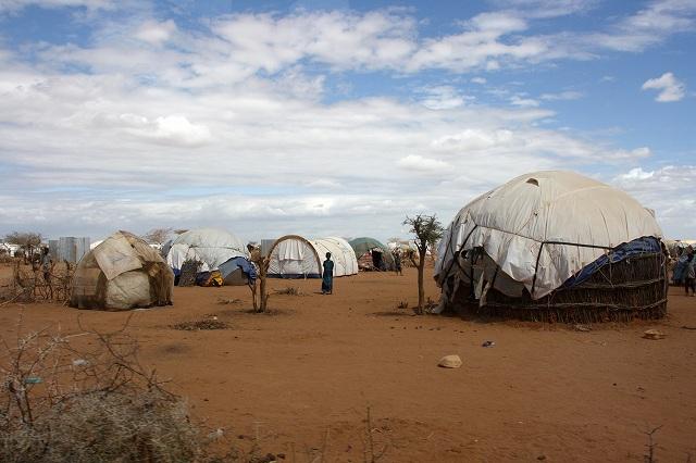 Refugee-Shelters-Dadaab