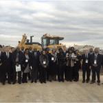 在京アフリカ大使館13カ国が参加!ICTを活用した「質の高いインフラ」をテーマにシティ・ツアーが開催!