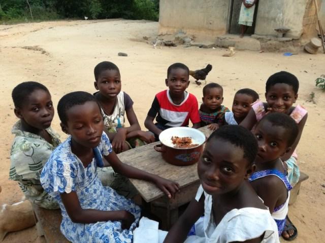 足るを知る、アフリカ・ガーナの生活。〜自然の中であるものを食べ、あるもので生きる〜