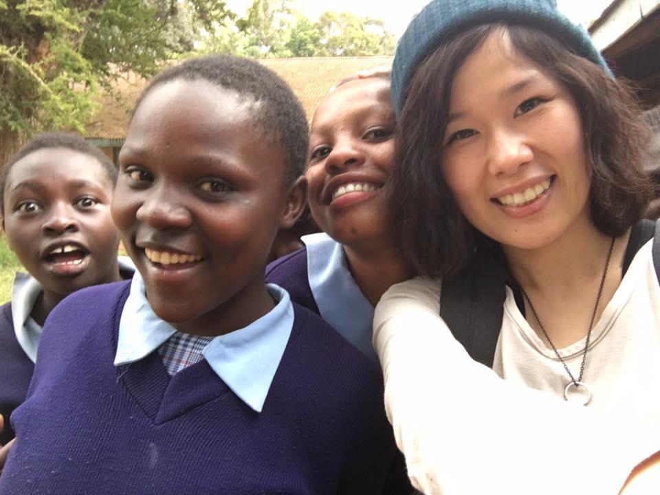 布ナプキンをケニアへ!チャリティや歌を通して子どもたちに希望を届ける、音楽活動家の挑戦!