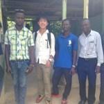 大学生が西アフリカのガーナでインターン!ひと夏の挑戦ドキュメンタリーをお届け!〜第1回〜