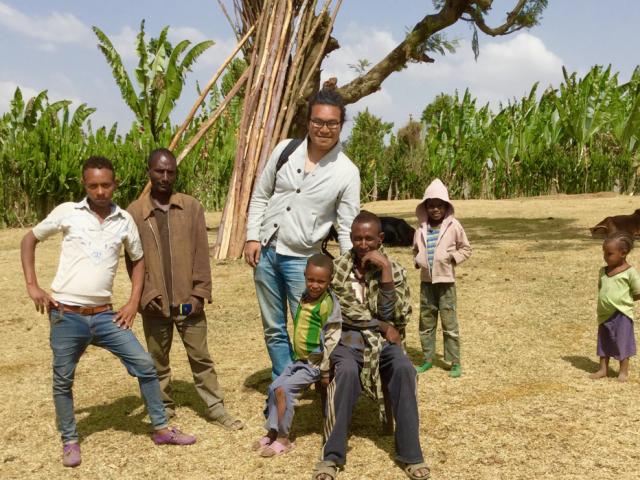 牛の飼育頭数は世界トップ5!エチオピアの地で僕が乳製品加工ビジネスに辿り着いた経緯!