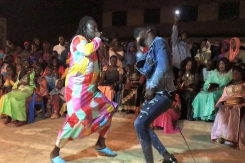 セネガルからボンソワール!グリオの音楽とトークでセネガルを身近に感じるイベント開催!
