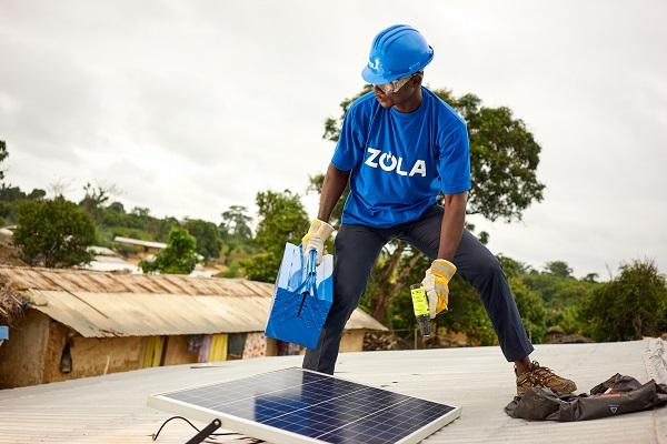 三菱商事、アフリカでのオフグリッド分散電源事業へ参画!ソーラー発電・家電キットを販売!