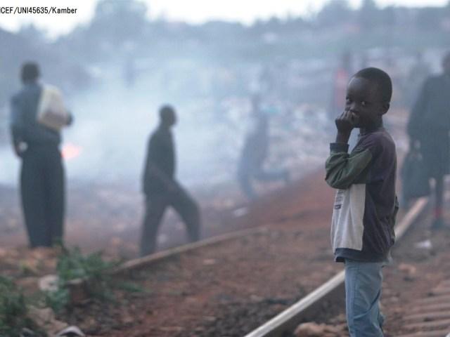 見えない脅威!ユニセフ、アフリカの大気汚染問題を報告書「アフリカの静かな窒息」で指摘!