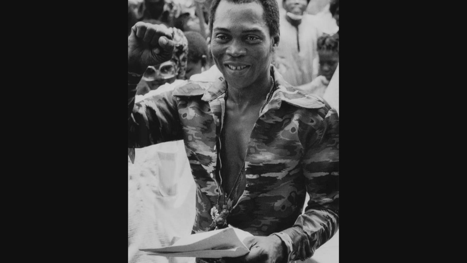 Fela Kuti Faces Of Africa Fela Kuti The Father Of Afrobeat Part