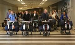 Cape Town Arrival