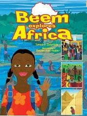 Beem Explores Africa Book Cover