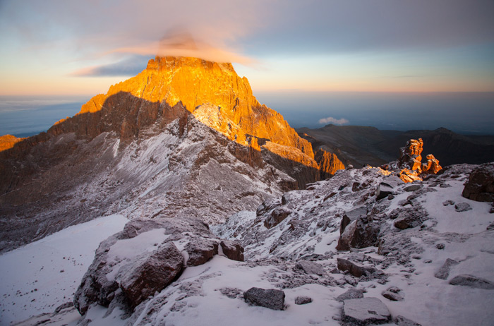 Adventure Travel Blog Snow Sunrise And Summits On Africa 39;s Equator Africa