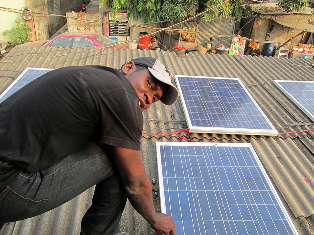 african-solar