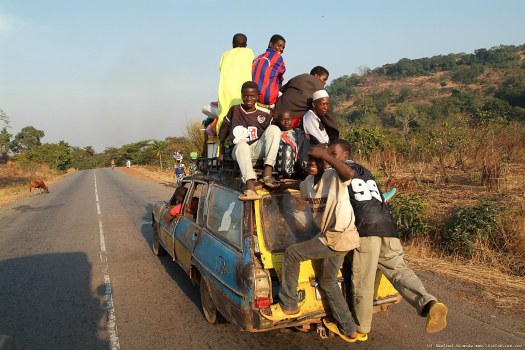 african-transport