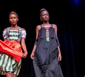Dakar Fashion Week 2014