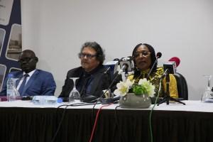 Conferenza stampa vittime Habré dopo il verdetto
