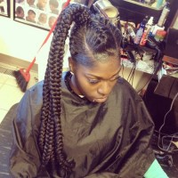 African American Ponytail Hairstyles | African American ...