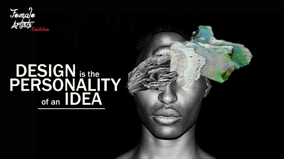 Design is the Personality of an Idea Exhibition AAF African