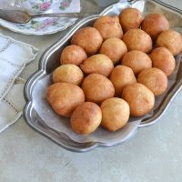Puff-Puff (Deep fried dough)