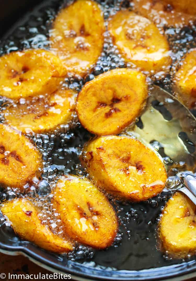 Cuisiner Le Plantain Fried Plantains