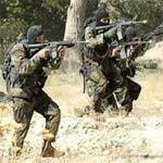 Les unités de l'armée et de la garde nationale ont capturé un second commando armé composé de 11 éléments