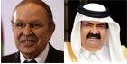 Le président de la République algérienne Abdelaziz Bouteflika et l'Emir de Qatar qui sera accompagné de son épouse assisteront aux célébrations
