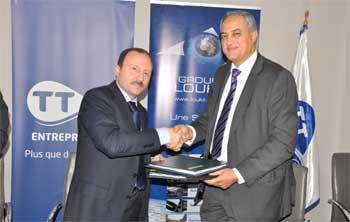 Un partenariat stratégique a été conclu aujourd'hui à Tunis entre le