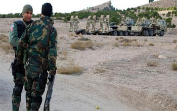 Les services de sécurité algériens auraient démantelé sur les frontières avec la Tunisie