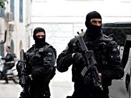 Les unités spéciales de la sécurité nationale du secteur de l'Ariana Nord ont effectué