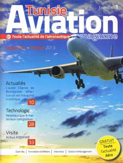Le nouveau magazine de l'aviation a fait son apparition depuis ce jeudi