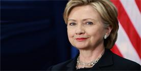 Interrogé la réaction de la secrétaire d'Etat américaine Hillary Clinton suite à l'attaque de l'ambassade américaine à Tunis