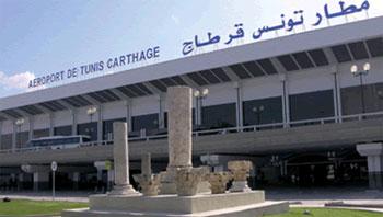 Les services douaniers en charge du contrôle des voyageurs à l'Aéroport International de Tunis-Carthage ont saisi