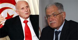 Nombre de dirigeants influents au sein d'Ennahdha parient sur deux figures politiques n'appartenant pas au mouvement