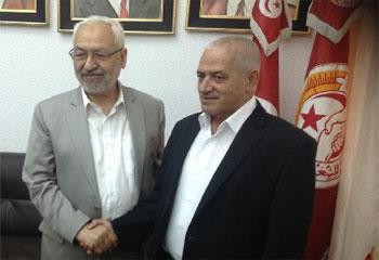Est-ce que la réaction explicitement positive d'Ennahdha à l'Initiative de l'UGTT devrait suffire pour restaurer la stabilité dans le pays ? Qu'est-ce qui amené Rached Ghannouchi à adhérer à une initiative qui part du constat d'une crise politique profonde