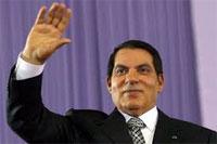Le président déchu Zine El Abidine Ben Ali a déclaré qu'il a décidé de se retirer de la scène politique et qu'il a tourné la page du travail politique