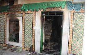 Le mausolée de Sidi Ahmed Al Ghouth à Douz a été incendié et la tombe profanée